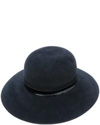 Borsalino blu scuro di Lanvin