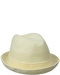 Borsalino di lana bianco