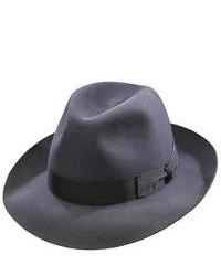 Borsalino di lana grigio scuro