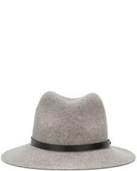 Borsalino di lana grigio di Rag & Bone