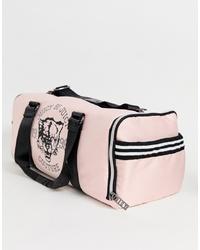 Borsone di tela rosa di Juicy Couture