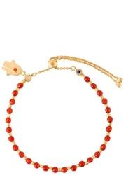 Bracciale arancione di Astley Clarke