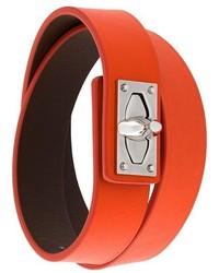 Bracciale arancione di Givenchy