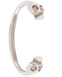 Bracciale argento di Alexander McQueen
