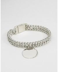 Bracciale argento di Cheap Monday