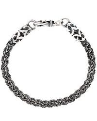 Bracciale argento di Emanuele Bicocchi