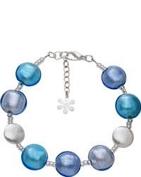 Bracciale azzurro di Valentina