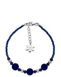 Bracciale blu scuro di Amanti Venezia