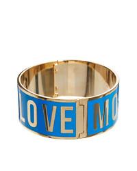 Bracciale blu di Love Moschino
