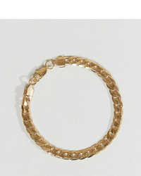 Bracciale dorato di Reclaimed Vintage