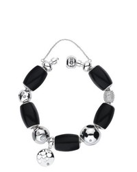 Bracciale nero di Hot Diamonds