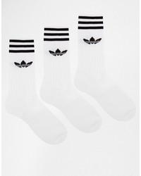 Calzini bianchi di adidas