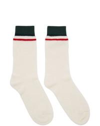 Calzini bianchi di Gucci