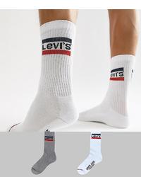 Calzini bianchi di Levi's
