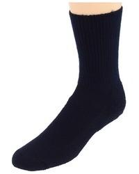 Calzini blu scuro