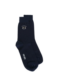 Calzini blu scuro di Kenzo