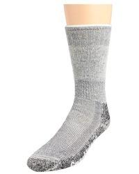 Calzini di lana grigi