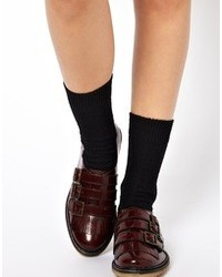Calzini di lana neri di Asos