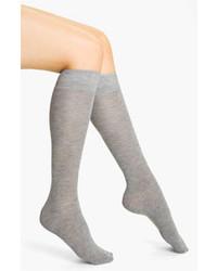 Calzini lunghi grigi