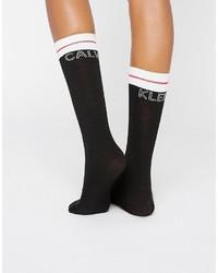 Calzini neri di Calvin Klein