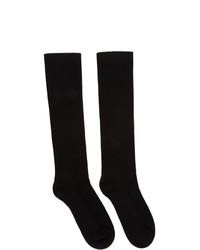 Calzini neri di Rick Owens