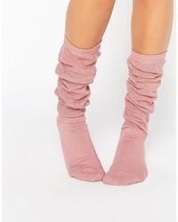 Calzini rosa di Asos
