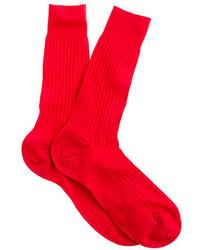 Calzini rossi
