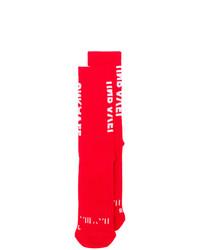 Calzini rossi di Unravel Project