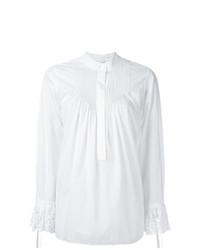 Camicetta manica lunga bianca di Chloé