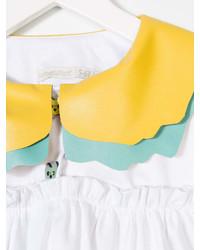 Camicetta manica lunga bianca