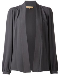 Camisetta a maniche lunghe grigio scuro di Michael Kors