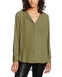 Camicetta verde oliva di Selected Femme