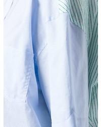 Camicia a maniche corte azzurra di Y/Project