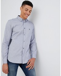 Camicia a maniche lunghe azzurra di French Connection