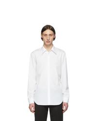 Camicia a maniche lunghe bianca di Maison Margiela