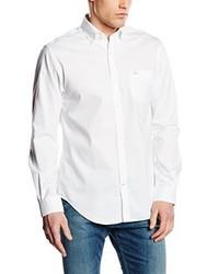 Camicia a maniche lunghe bianca di Pedro del Hierro