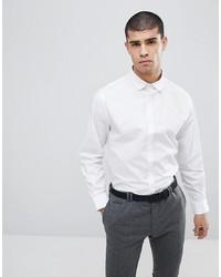 Camicia a maniche lunghe bianca di Process Black