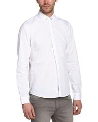 Camicia a maniche lunghe bianca di Religion