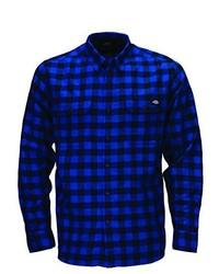Camicia a maniche lunghe blu scuro di Dickies