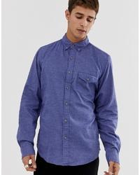Camicia a maniche lunghe blu di J.Crew Mercantile