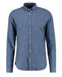 Camicia a maniche lunghe blu di Jack & Jones