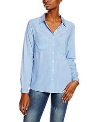 Camicia azzurra di Cache Cache