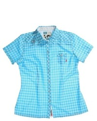Camicia azzurra di Exxtasy