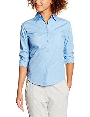 Camicia azzurra di Fruit of the Loom