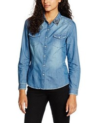 Camicia azzurra di Kaporal