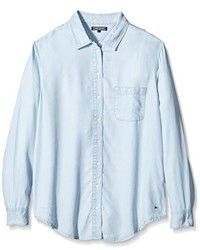 Camicia azzurra di Tommy Hilfiger