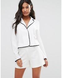 Camicia bianca di Boohoo