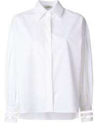 Camicia bianca di Fendi
