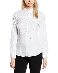 Camicia bianca di Schwarze Rose