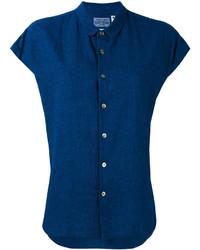 Camicia blu scuro di Blue Blue Japan